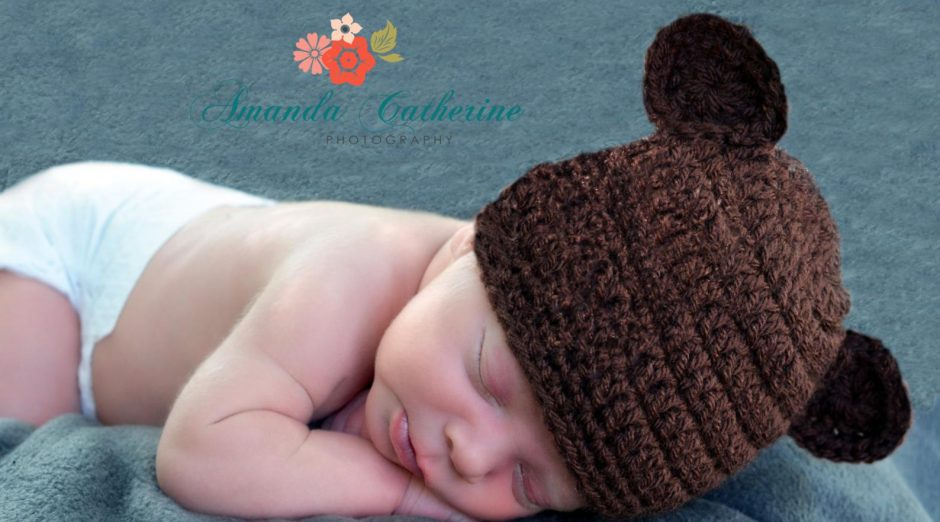Newborn Baby Bear Hat on Etsy